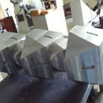 Usinagem de peças não seriadas
